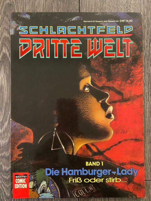 Comics - Schlachtfeld Dritte Welt Band