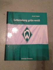 Ein Leben lang Grün-Weiß Buch