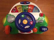 Kinderspiel zu verkaufen - Chicco Lenkrad