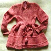 Mädchenkleid aus den 50er Jahren