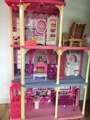 Barbiehaus und Zubehör