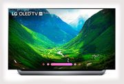 LG OLED TV 55C8LLA mit