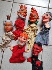 Kasperle Puppen