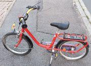 Puky Fahrrad rot 18 Zoll
