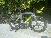 Trek Speed Concept Triathlon-Carbonrad mit