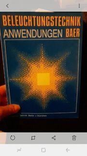 beleuchtungstechnik Anwendungen lehrbuch