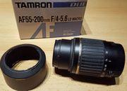TAMRON 55-200 mm F 4