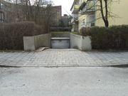Abgeschlossene Garage in Tiefgarage Floriansmühlstr