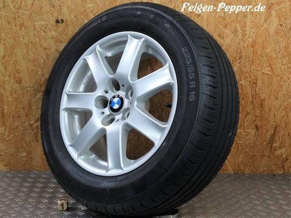 4x BMW Rial Flair Alu