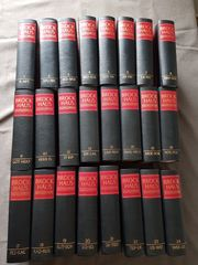 Brockhaus Lexikon Enzyklopädie 1-24 Bände A
