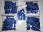 LEGO Steine blau