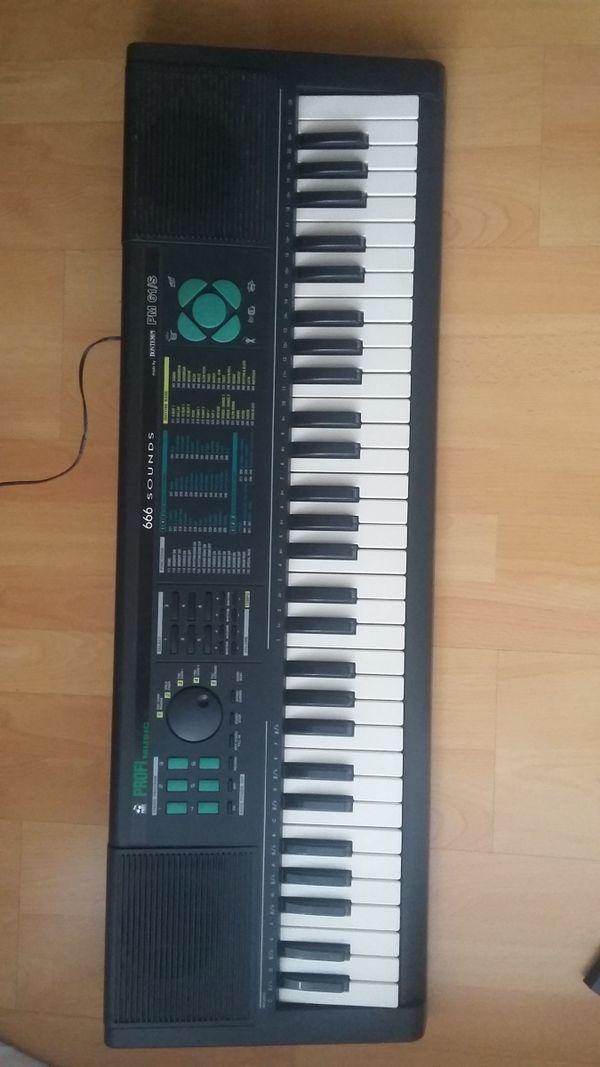 Keyboard Profi Music Sound by