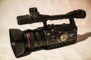 Canon XH A1 Camcorder - Schwarz
