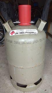 Gasflasche 11 kg leer - Eigentumsflasche