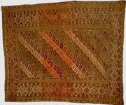 Orientteppich Turkestan von ca 1850