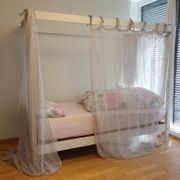 Bett Himmelbett komplett neu