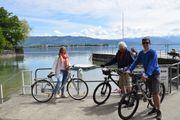 Geführte 3 Länder Ganztages Radtour