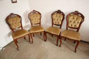 Stühle - Wohnzimmer - Esszimmer 4 Stück