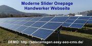 Moderne Slider Gallery Bau- und