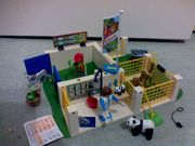 Playmobil 4009 SuperSet Zoo-Pflegestation