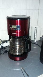 Programmierbare Kaffeemaschine