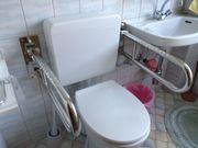 Sehr stabile Stützgriffe für Toilette