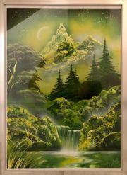 Spray Paint Art Gemälde Graffiti