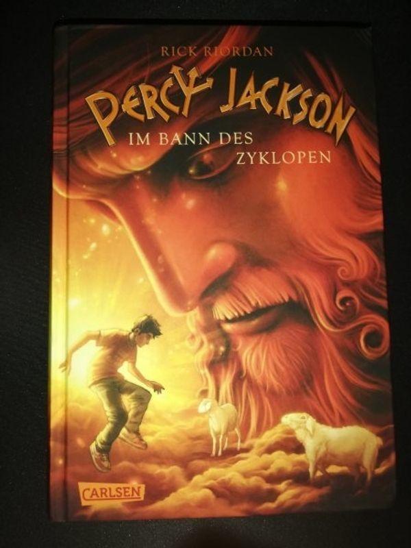 Percy Jackson Im Bann des