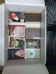 Kiste Bücher