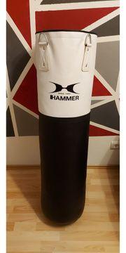 Boxsack Hammer Since 1982 kaum