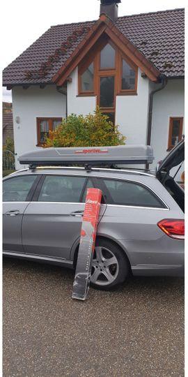 Fahrrad-, Dachgepäckträger, Dachboxen - Dachbox Jetbag sportive 500 mit