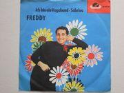 Schallplatte Freddy