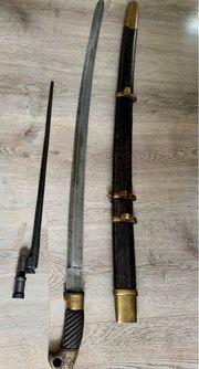 Benjonet Soldaten Messer Säbel militaria