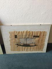 Ägypten Papyrus Bilder und ein