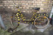 Oma-Fahrrad der Marke Turmberg