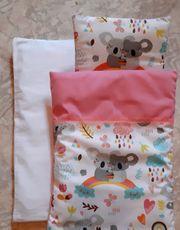 Puppenbettset 2-teilig Koalabärchen