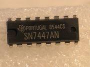 IC SN 7447AN Decoder zu