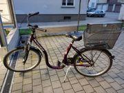 Citybike Tiefeinsteiger 26 Zoll 1