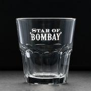 6 Gläser Star of Bombay