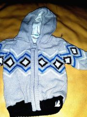 Winter-Pullover Baby