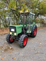 Fendt Farmer 203 VA Schmalspurtraktor