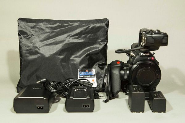 Canon EOS C100 C 100 Mark MK II 2 Cinema Camcorder