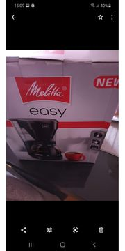 Kaffeemaschine neu