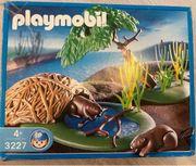 Playmobil 3227 Biberbau