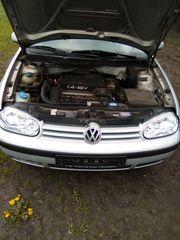 VW Golf 4 mit Tüv