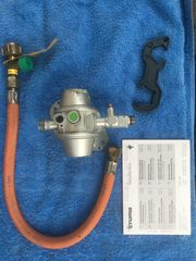 TRUMA Gasdruckregler Hochdruckschlauch Gasflaschenschlüssel - neu