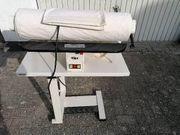 Bügelmaschine Pfaff-Schnellbügler Typ 650 K
