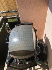 Weber Elektro Grill groß