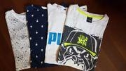 T-Shirts 4 Stk Gr 158