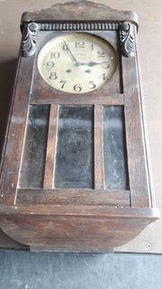 Alte Uhr Wanduhr